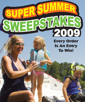 2009 Overton Super Summer Sweepstakes