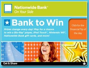 Nationside Bank to Win 2009