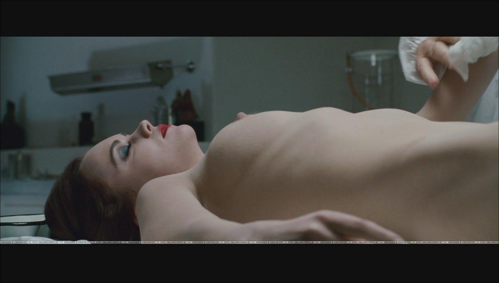 Cristina Ricci Nude 43