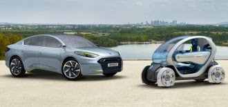 Fluence and Twizy