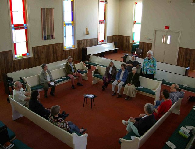 quakers marriage gay meeting Ohio