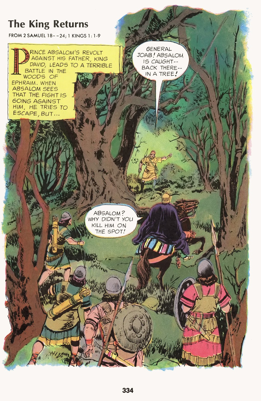 The Picture Bible issue TPB (Part 4) - Page 37