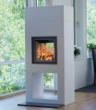villa beierholm kamin. Black Bedroom Furniture Sets. Home Design Ideas