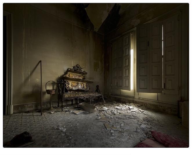 Lugares Abandonados Mansion Abandonada