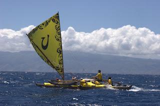 OluKai's Team Kamakakoa sweeps 2009 Canoe Sailing Season 1