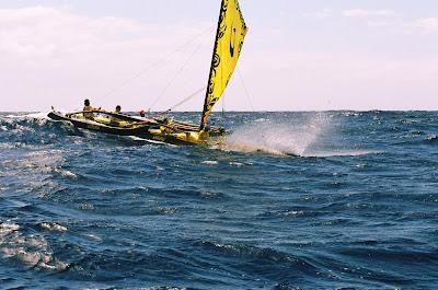 Na Holo Kai Sailing Canoe Race: Oahu to Kauai 2