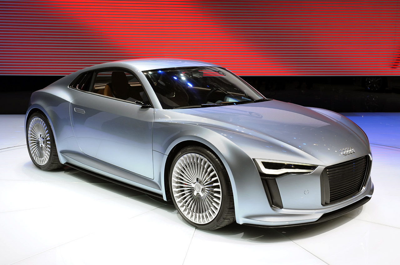 Audi R4 to be launched in 2013 | machinespider.com
