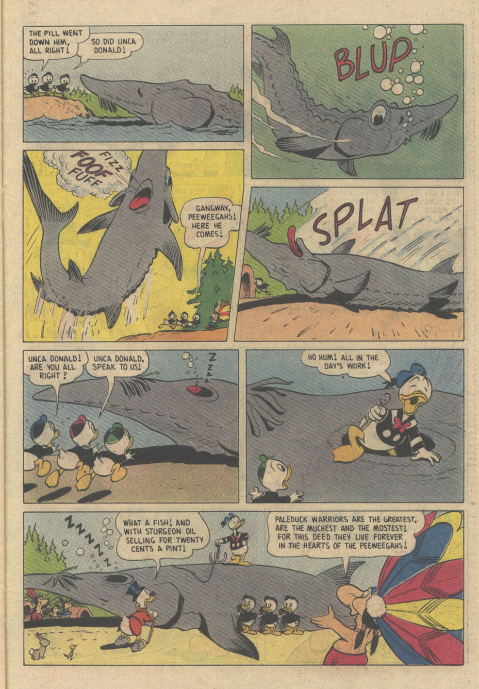 Read online Uncle Scrooge (1953) comic -  Issue #208 - 27