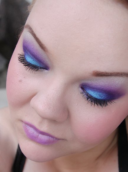 Purple Eyeshadow Tutorial: Make-up Looks Collection: Purple Makeup Looks Collection