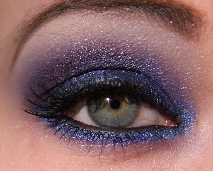 Make Up Looks Collection Purple Makeup Looks Collection