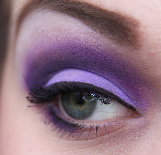 Make Up Looks Collection Part 2 Purple Makeup Looks