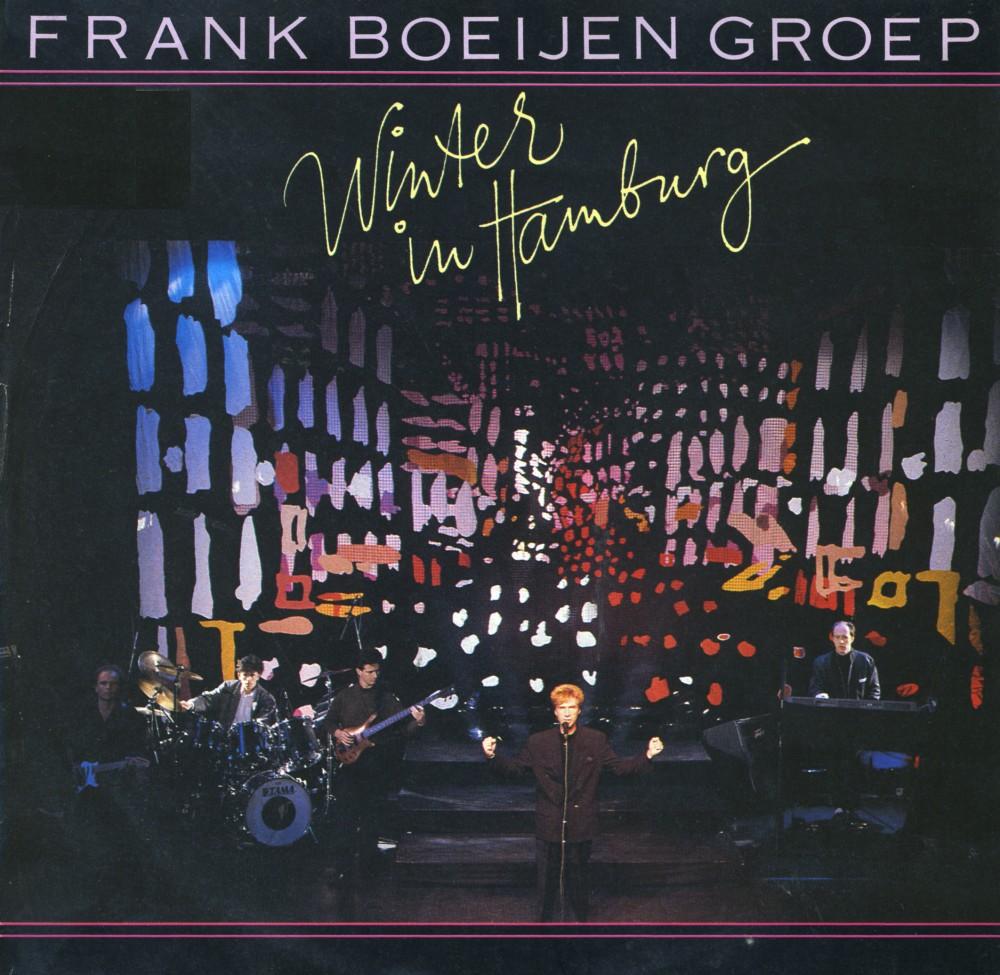 Amanda Redington music on vinyl: winter in hamburg - frank boeijen groep