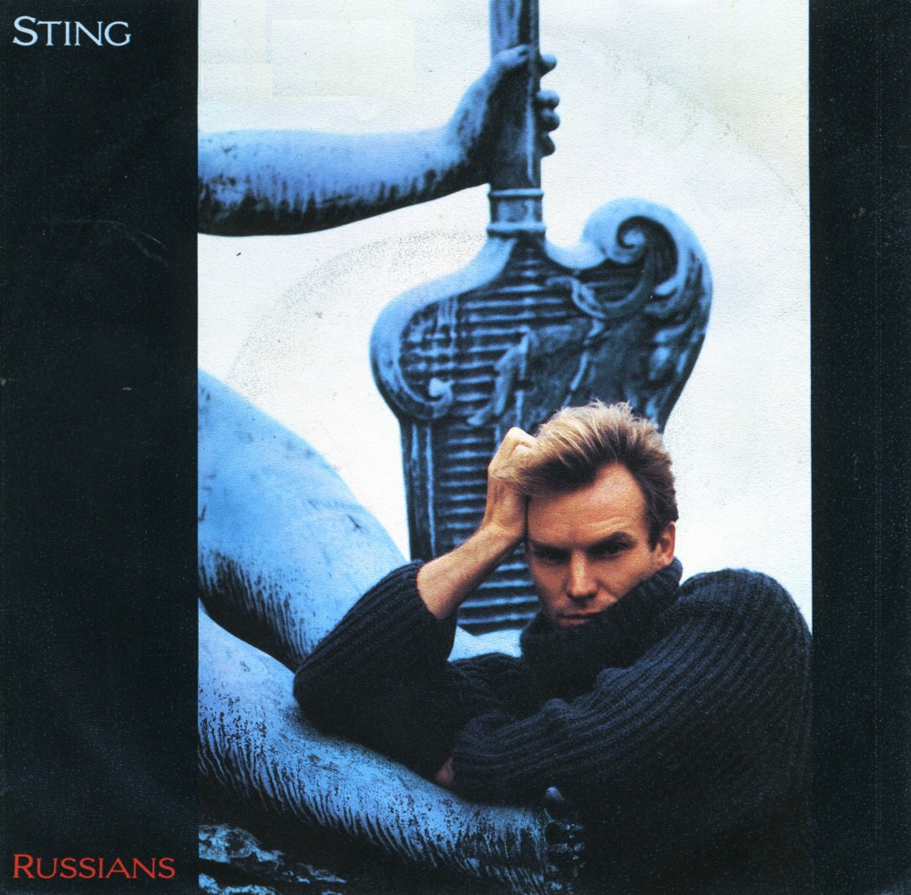 Sting Russian From The Album 42