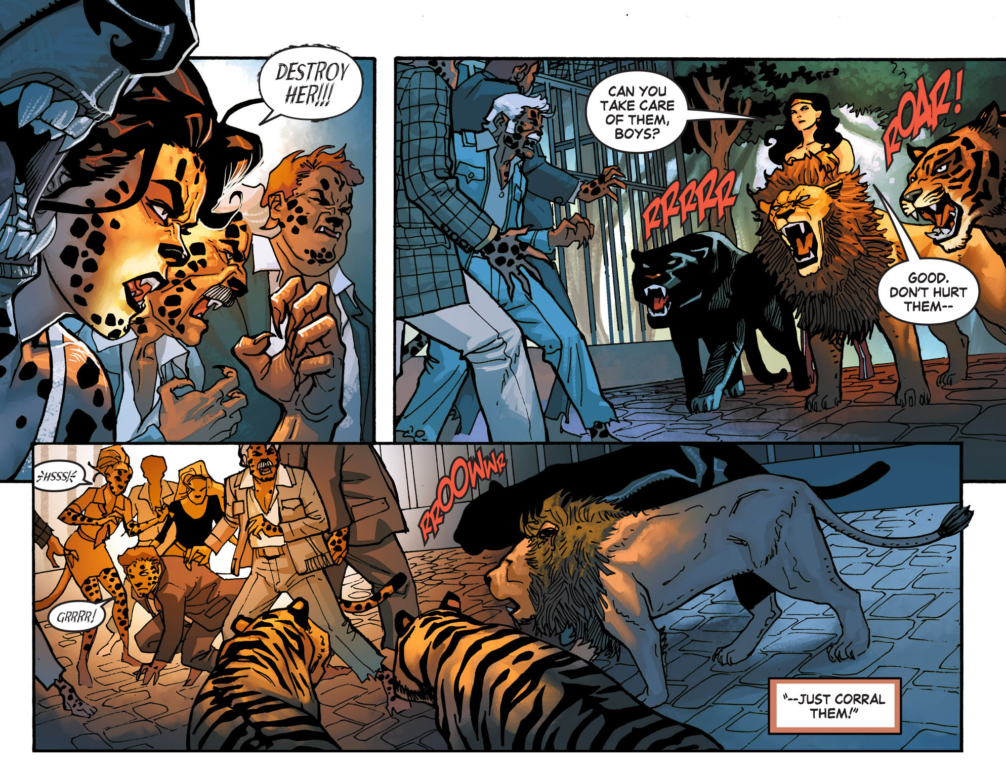 Read online Wonder Woman '77 [I] comic -  Issue #9 - 11