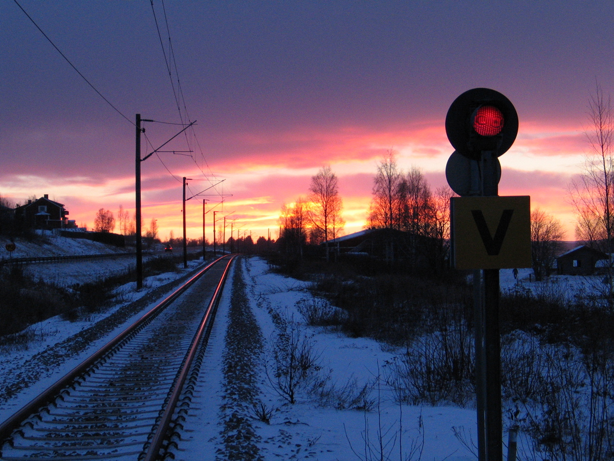 försenade tåg till stockholm