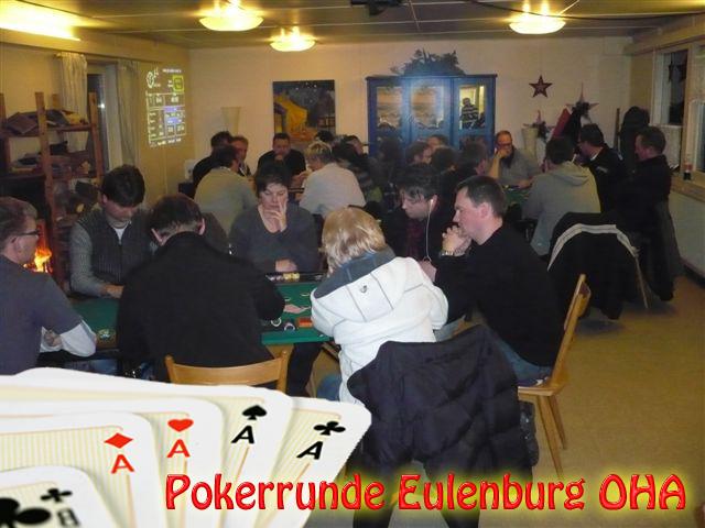 Poker Tunier