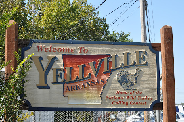 Yellville Turkey Trot Festival