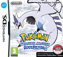 Pokémon Version Argent: SoulSilver