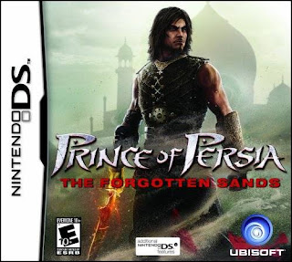 Prince of Persia: The Forgotten Sands: NDS Download Games Grátis