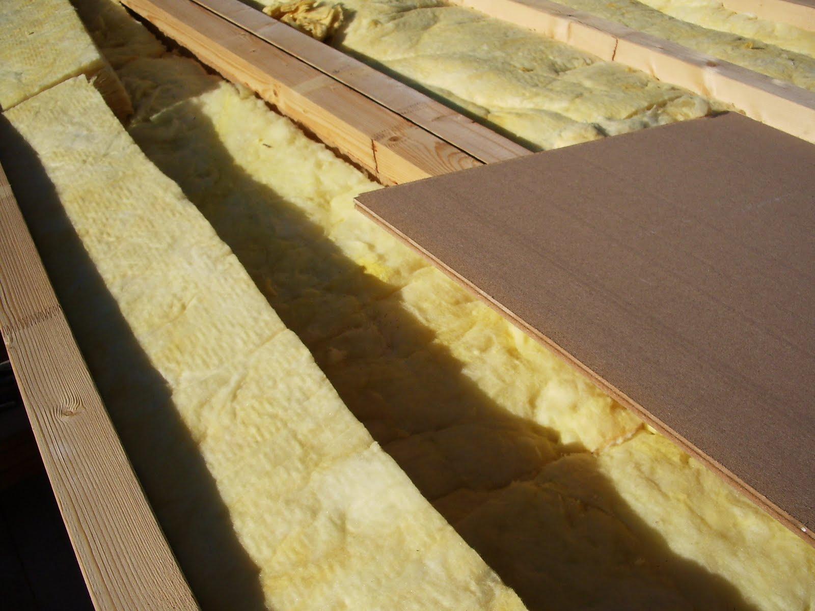 ma maison en parpaings de bois bvb la toiture. Black Bedroom Furniture Sets. Home Design Ideas