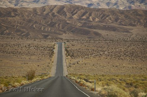 The places I've been: Death Valley and the Worlds Tallest
