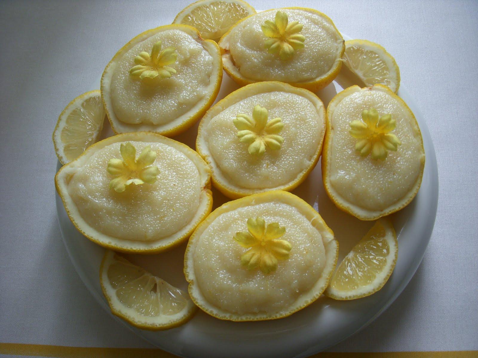 Limonlu İrmik Tatlısı Tarifi