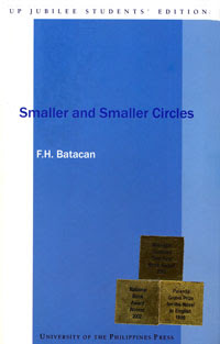 summary of smaller and smaller circles essay Smaller and smaller circles emerges from the particularly american genre of crime and noir because the philippines emerged from the particularly american style of imperial control.