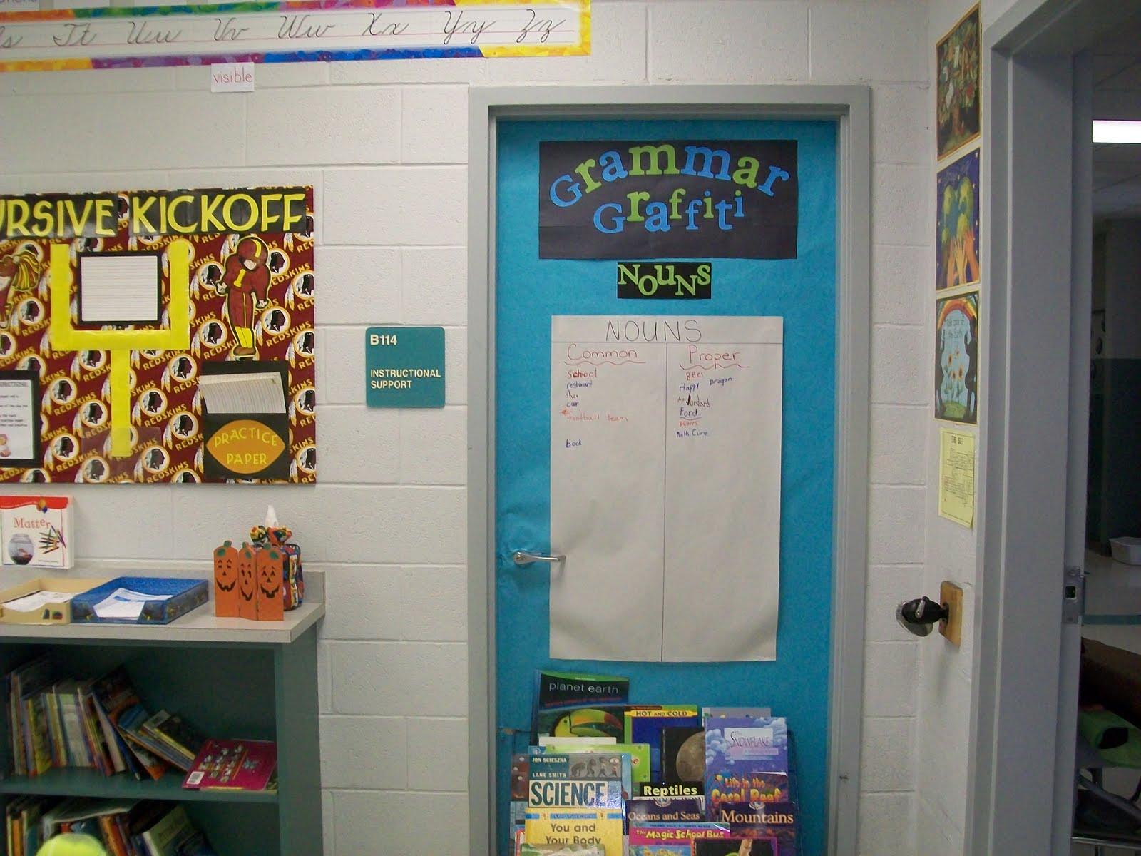 Classroom Decorating Ideas | Dream House Experience