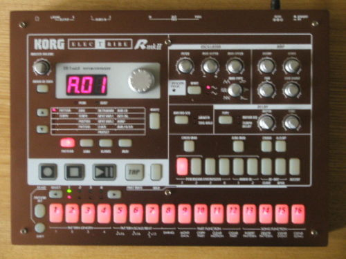 Electribe s manual