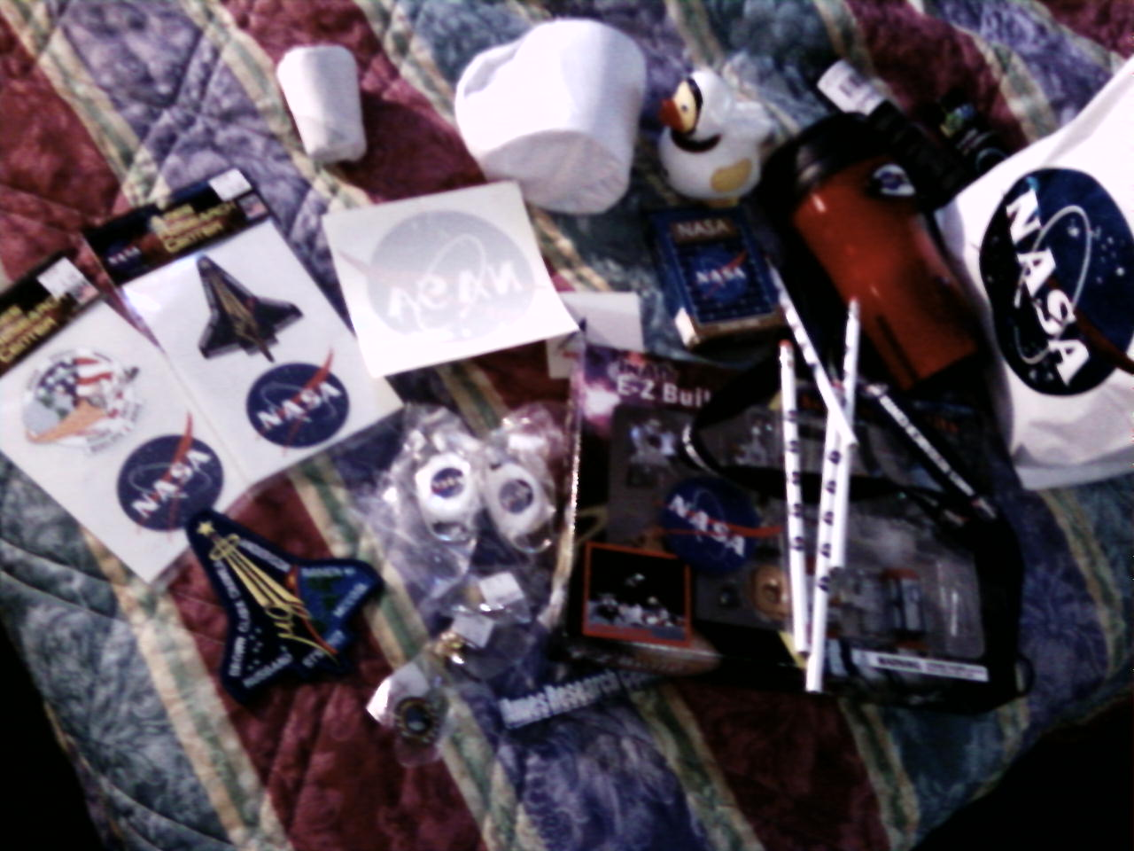 NASA Gift Shop - Pics about space