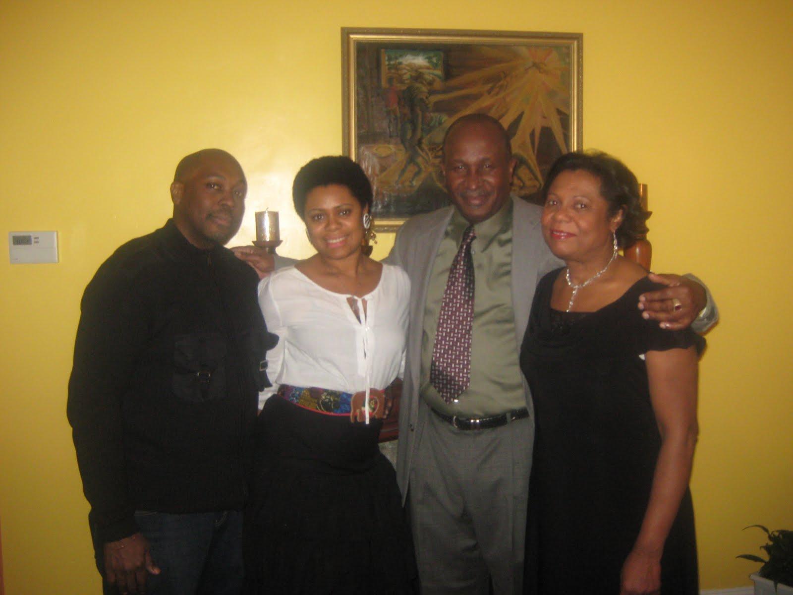 My Big Fat Haitian Holiday | Ibi Zoboi