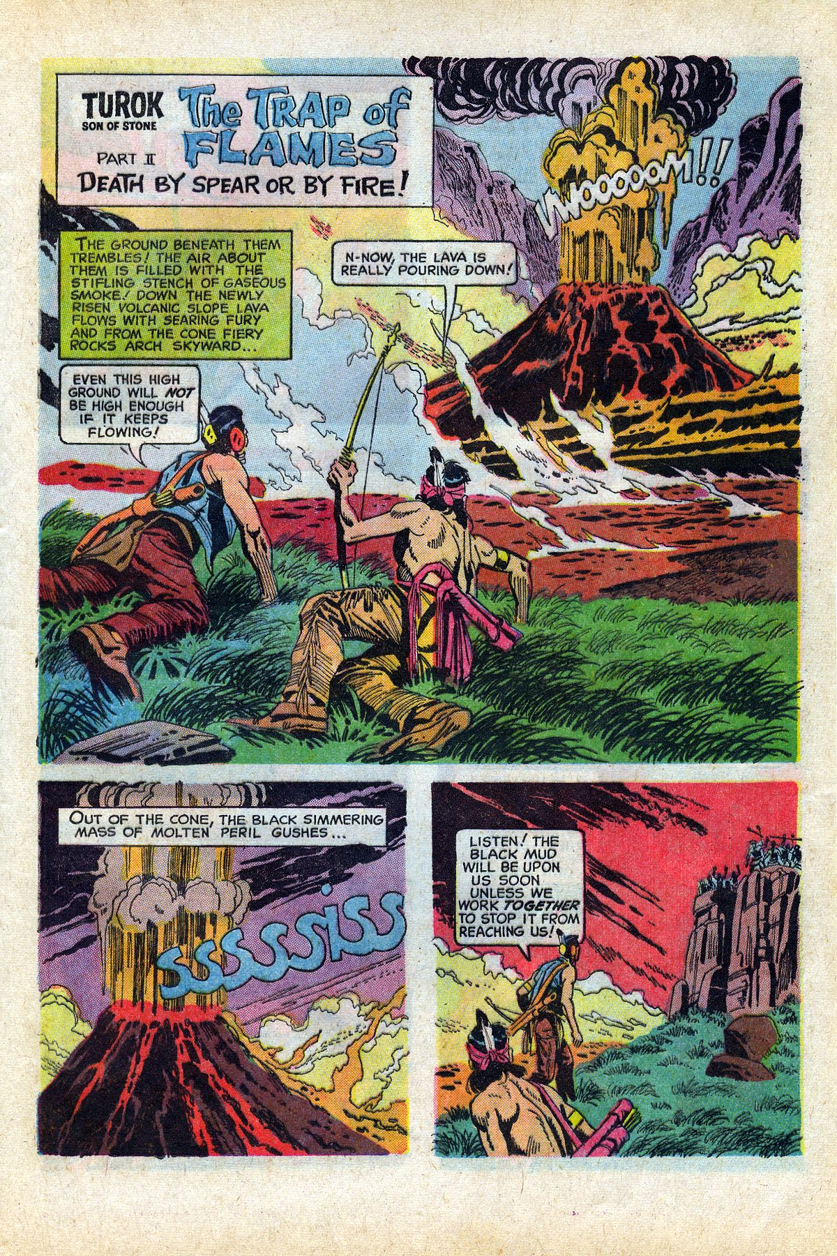 Read online Turok, Son of Stone comic -  Issue #66 - 21