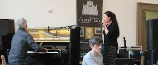 Lunchtime recital on the fringe - Ulster Hall