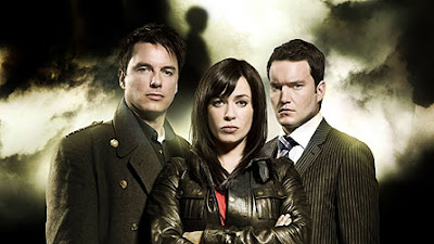 BBC Promotional image for 2009 Torchwood season