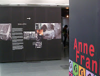 Anne Frank [and you} exhibition