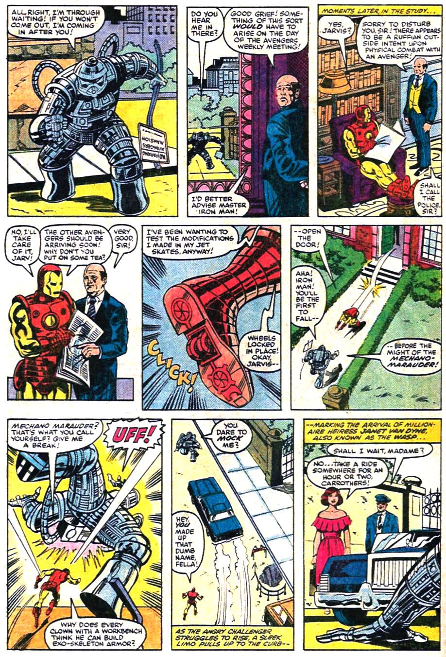 The Avengers (1963) 217 Page 2