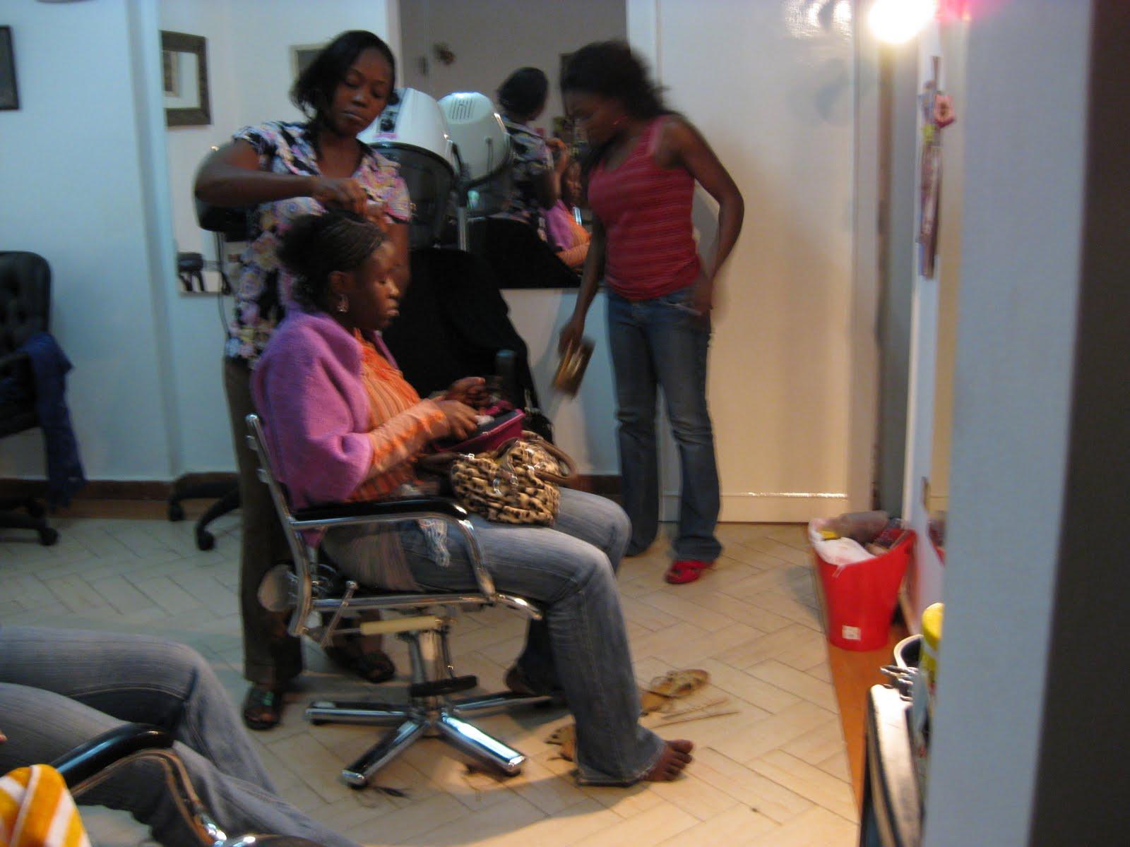 Black in Cairo: Black Hair Salon in Cairo! BeaBeauty Salon