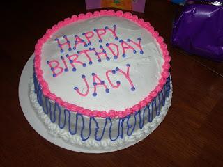 Johnsons Happy Birthday Jacy Noel Johnson