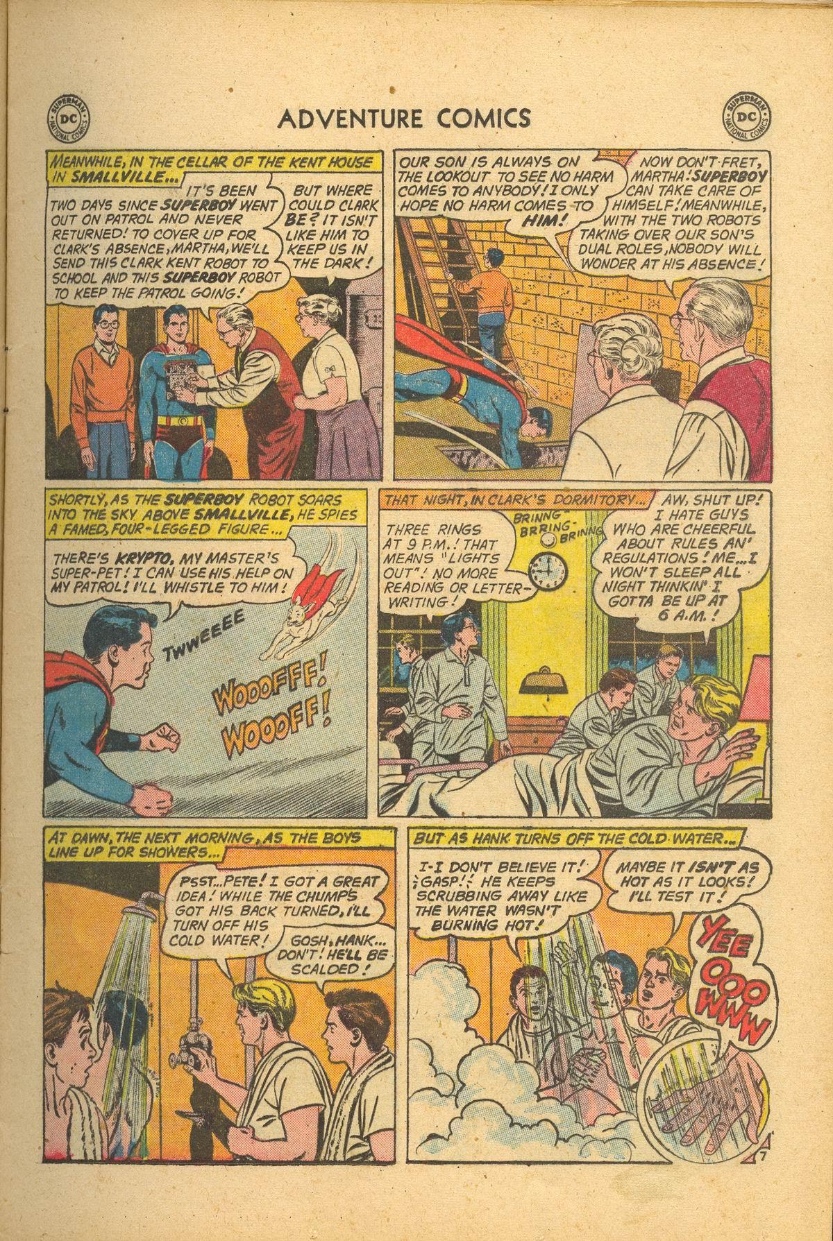 Read online Adventure Comics (1938) comic -  Issue #284 - 9