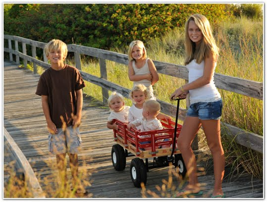 Red Wagon On Shoppinder