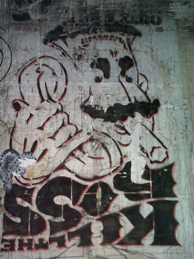 Bilinick: Hong Kong Graffiti 2010 Part 5