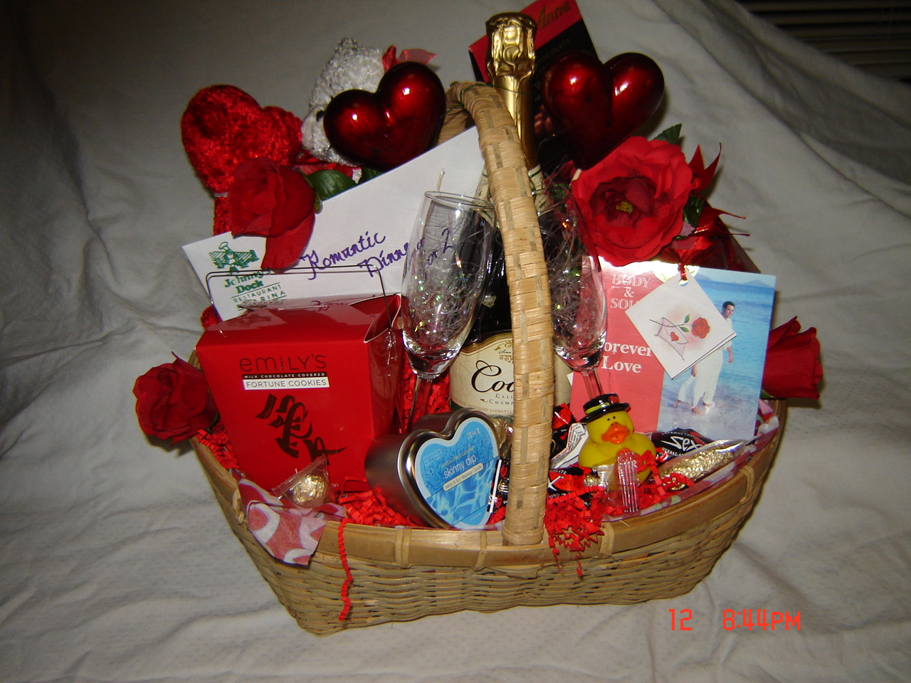 dating for 2 years christmas gift