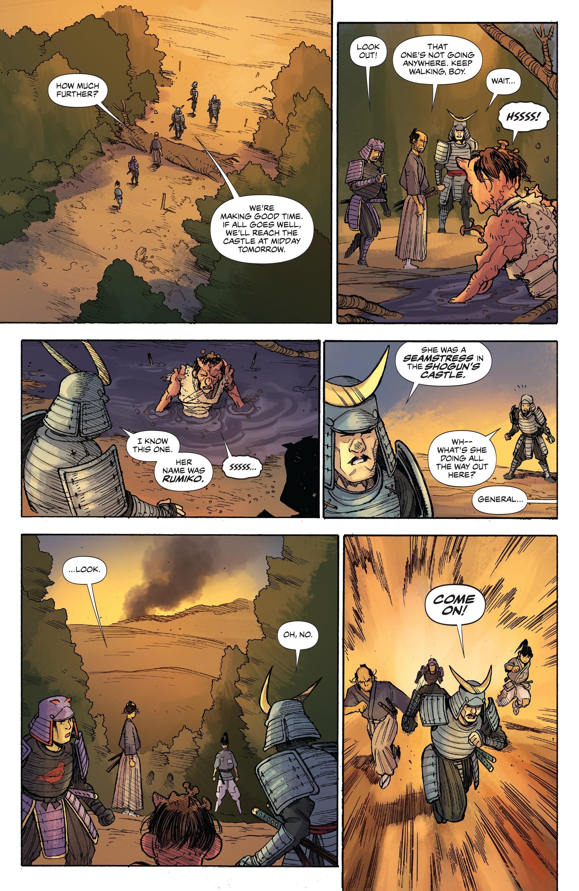 Read online Ronin Island comic -  Issue #3 - 15