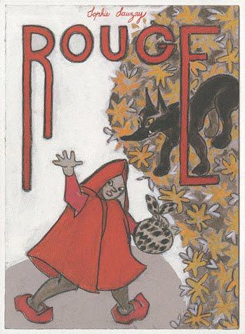 Rouge 2e édition - Sophie Sauzay