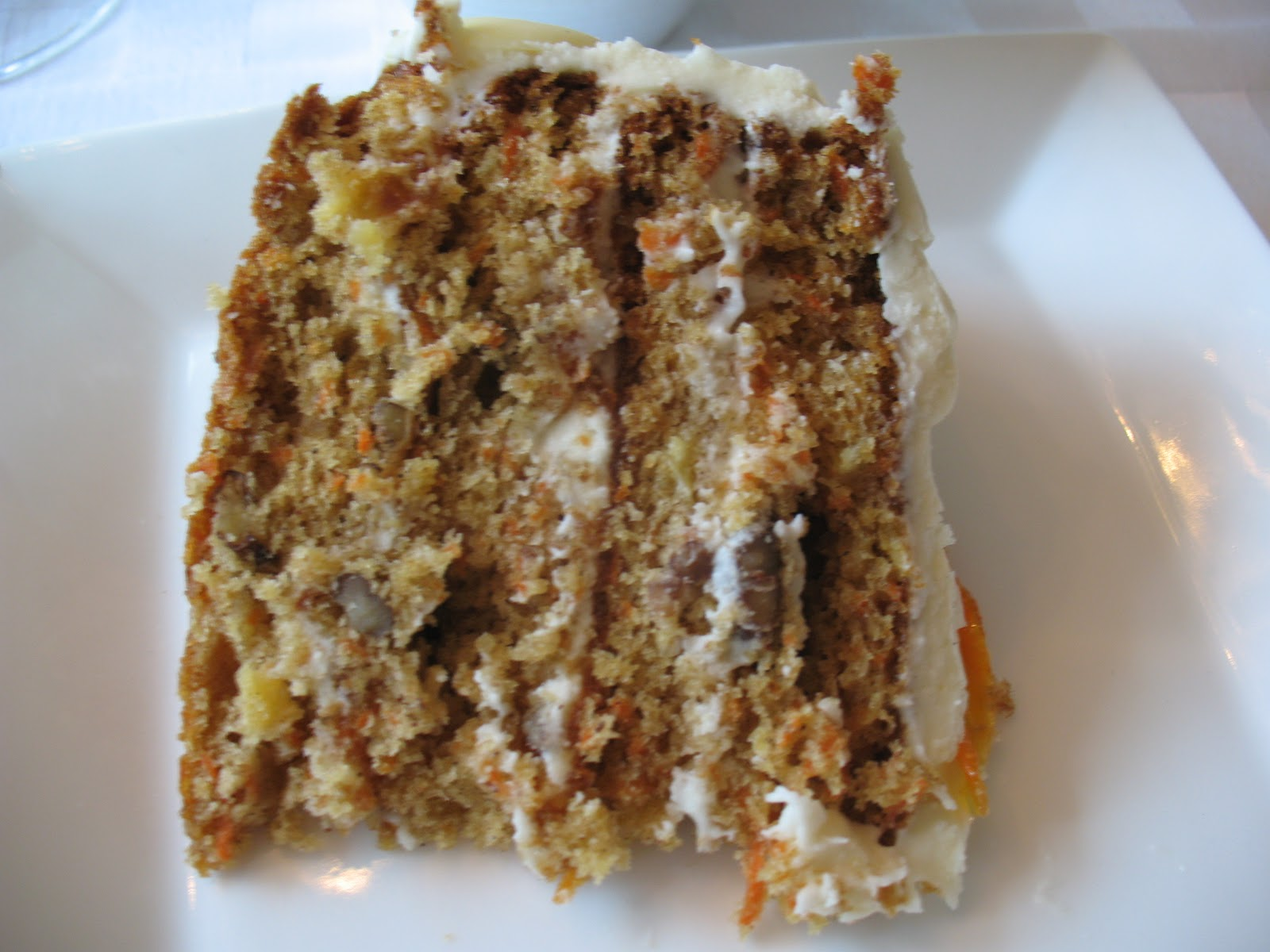 Best Cake Recipes For Icing: Anna's Table: Best Carrot Cake With Cream Cheese Frosting