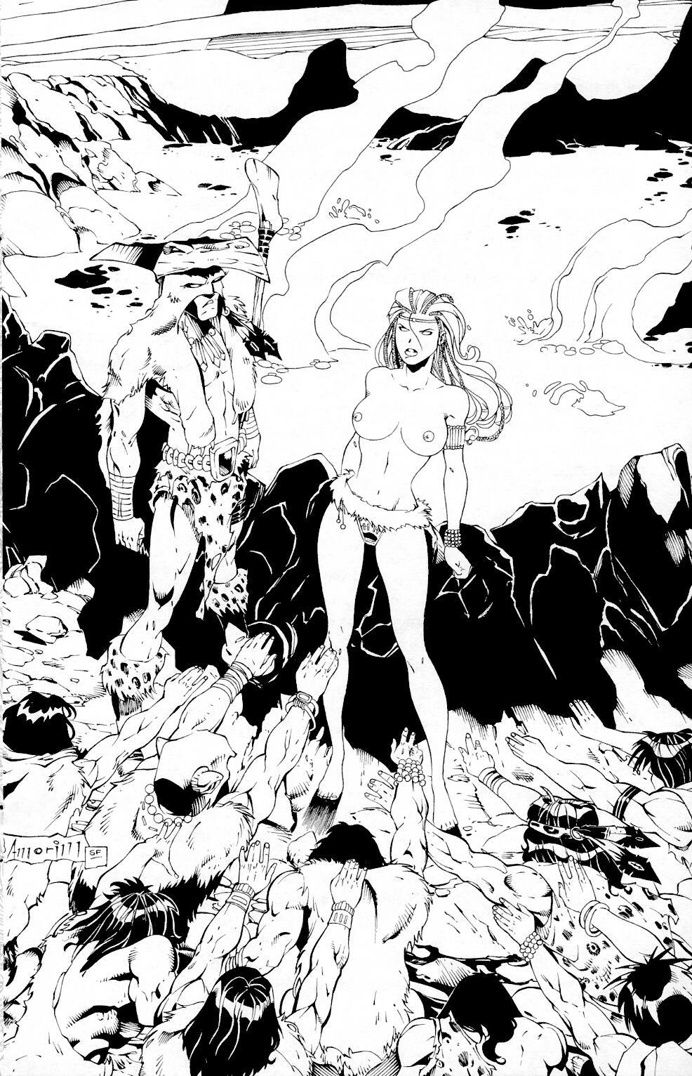 Read online Jungle Fantasy (2002) comic -  Issue #4 - 21