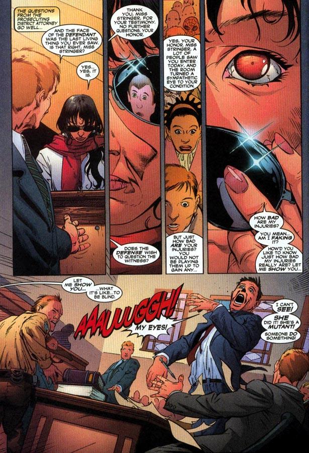 Read online Uncanny X-Men (1963) comic -  Issue # _Annual 2000 - 32