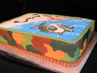 Bow Hunting Cake Ideas And Designs