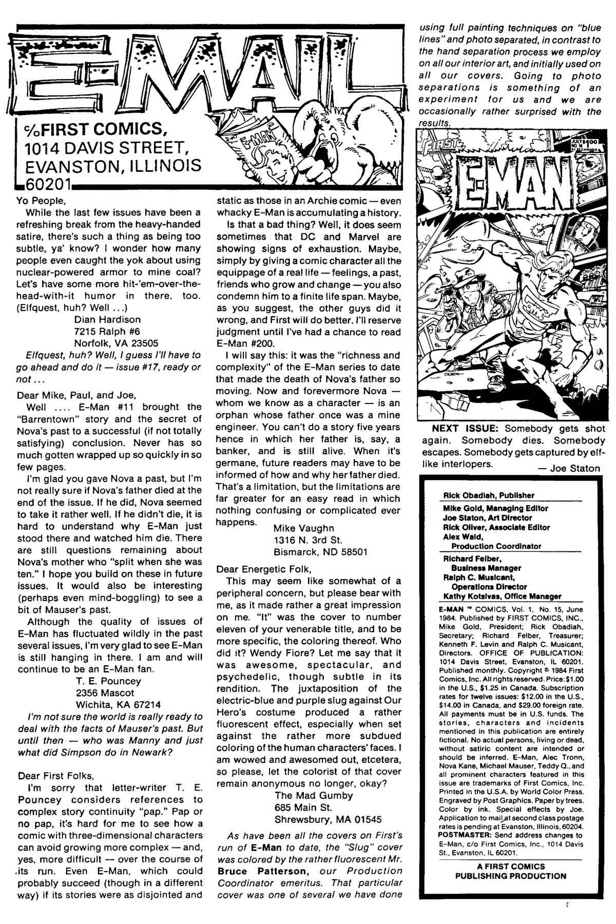 E-Man (1983) 15 Page 2