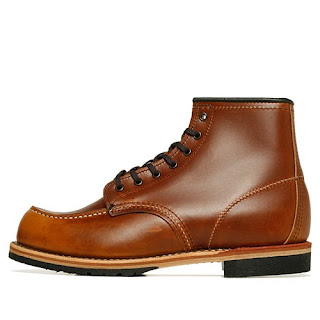Red Wing Classic Dress Mocs Chestnut